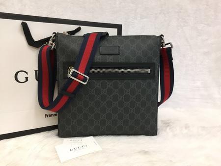 GG Supreme small messenger bag