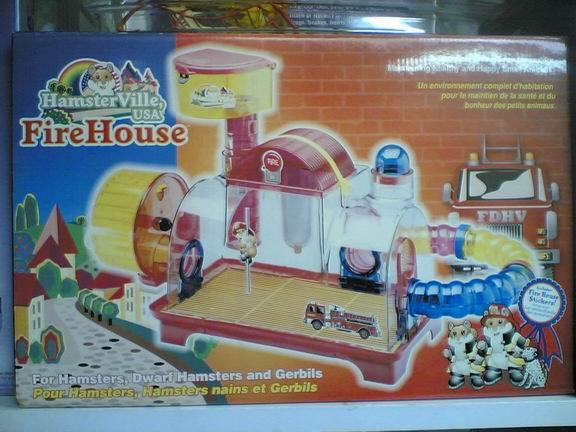 กรงแฮมสเตอร์ - Fire House (out of stock)