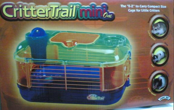 กรงหนูแฮมสเตอร์ - CritterTrail Mini One