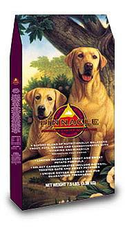 อาหารสุนัข Pinnacle รสปลาเทร้าท์