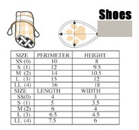 ตารางวัดขนาดรองเท้า