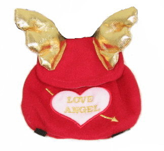 กระเป๋าเป้สะพายหลังสุนัข Love Angle (out of stock)
