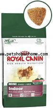 อาหารสุนัข Royal Canin Indoor Junior สูตรลูกสุนัข