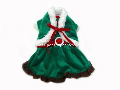 ชุดกระโปรงคริสต์มาส (out of stock)