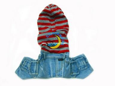 ชุดกางเกงยีนส์