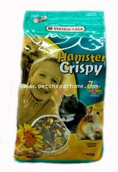 อาหารแฮมสเตอร์ Hamster Crispy