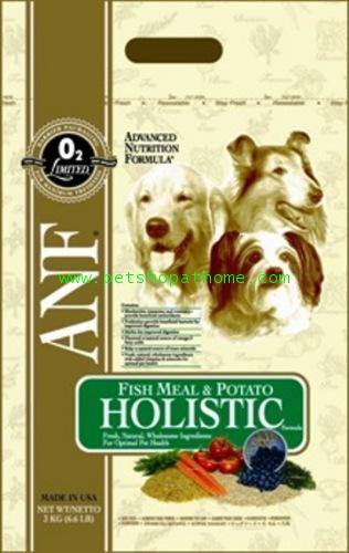 อาหารสุนัข ANF Holistic สูตรปลาและมันฝรั่ง