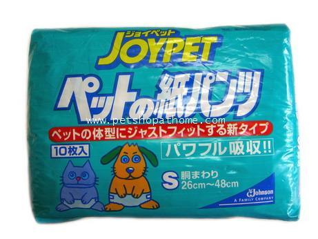 Joy Pet ผ้าอ้อมสำหรับสุนัขและแมว (out of stock)