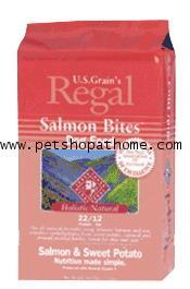 อาหารสุนัข Regal สูตรปลาแซลมอน และมันฝรั่ง U.S.A.
