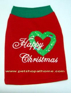 เสื้อผ้า Happy Christmas (out of stock)