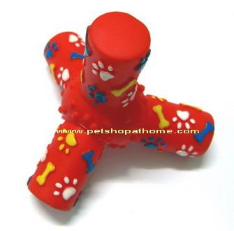 ของเล่น มีสีแดง, เหลือง และน้ำเงินค่ะ