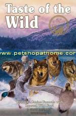 Taste of the Wild อาหารสุนัขระดับ 6 ดาว - สูตรเนื้อเป็ด Made in U.S.A