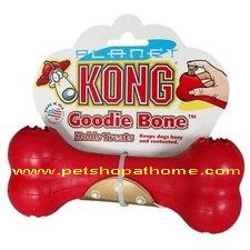 Kong ของเล่นสุนัข - Goodie Bone