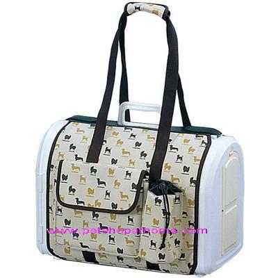 กระเป๋าใส่สัตว์เลี้ยง Sweetie - มีตะแกรงรองด้านในค่ะ (out of stock)