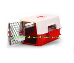 Box ใส่สุนัข (มี 2 ขนาด สีแดง และน้ำเงินค่ะ)