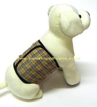 ผ้าคาดเอวอนามัยสำหรับสุนัขตัวผู้