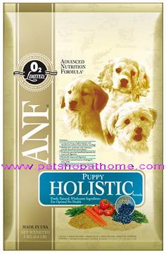 ANF Holistic สูตรลูกสุนัข