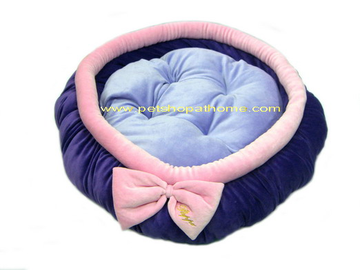 เบาะนอนโดนัท - Violet Velvet (out of stock)