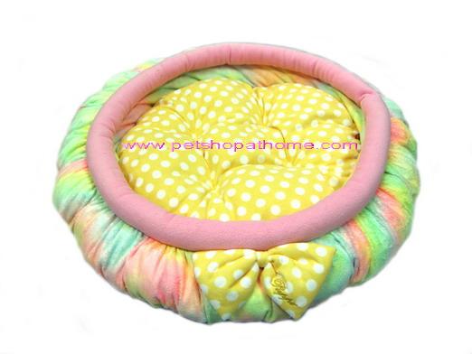 เบาะนอนโดนัท - Pastel Velvet (out of stock)