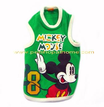 เสื้อผ้า - Mickey Mouse