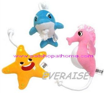 ของเล่น - Sea World Rope Toy
