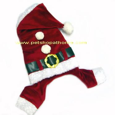 ชุดคริสมาส - Santa (out of stock)