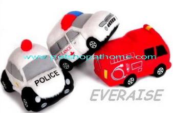 ของเล่น - รถตำรวจ รถดับเพลิง
