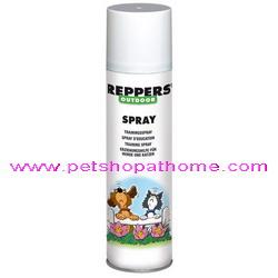 Reppers สเปรย์ป้องกันสุนัขและแมว