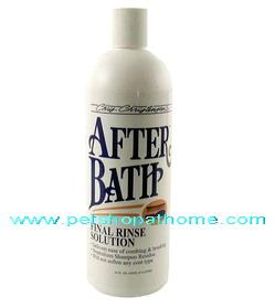 Christensen-After Bath Final Rinse Solution