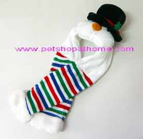 ผ้าพันคอ - Snowman