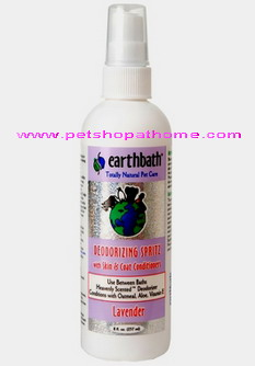 Earthbath - สเปรย์น้ำหอมบำรุงขน Lavender