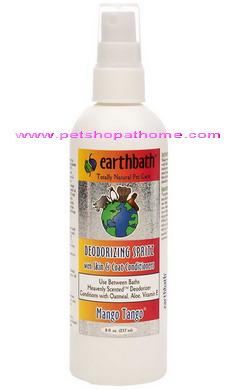 Earthbath - สเปรย์นำ้หอมบำรุงขน Mango Tango