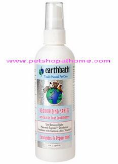 Earthbath - สเปรย์น้ำหอมบำรุงขน Eucalyptus