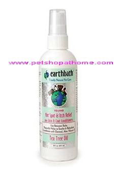 Earthbath - สเปรย์น้ำหอมบำรุงขน Tree Tea Oil
