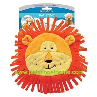 ผ้าเช็ดตัวไมโครไฟเบอร์ - Lion