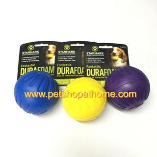 Starmark DuraFoam ของเล่นลูกบอล