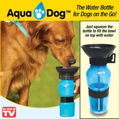 Aqua Dog ขวดน้ำพกพา