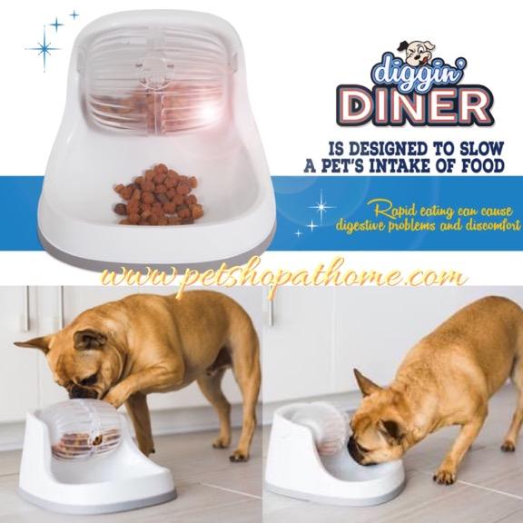 Petmate Diggin Diner ที่ให้อาหาร