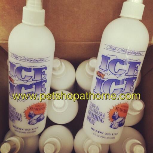 Christensen-ICE on ICE Spray