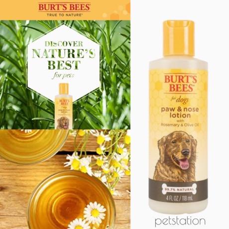 Burt's Bees Paw  Nose Lotion โลชั่นทาอุ้งเท้า และจมูก