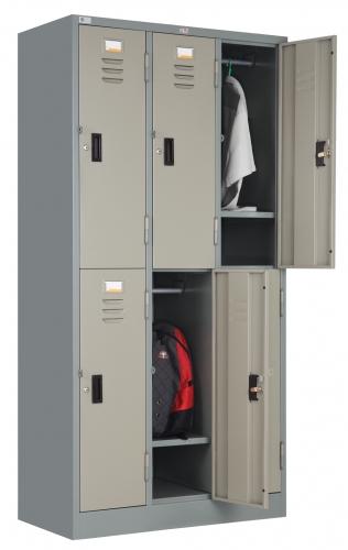 ตู้ล็อคเกอร์ รุ่น ALK-6106