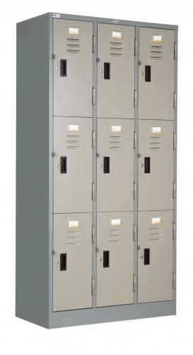 ตู้ล็อคเกอร์ รุ่น ALK-6109
