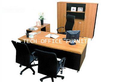โต๊ะทำงานผู้บริหาร รุ่น EX-01