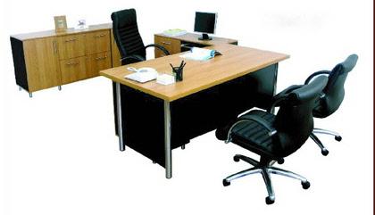 โต๊ะทำงานผู้บริหาร รุ่น EX-02