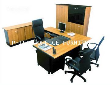 โต๊ะทำงานผู้บริหาร รุ่น EX-03