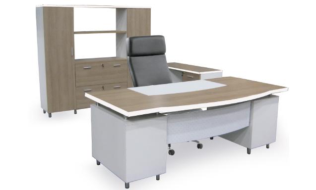 โต๊ะทำงานผู้บริหาร รุ่น EX-07