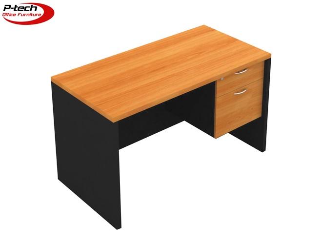โต๊ะทำงาน2ลิ้นชักขวา (S-1202S  -  S-1802)