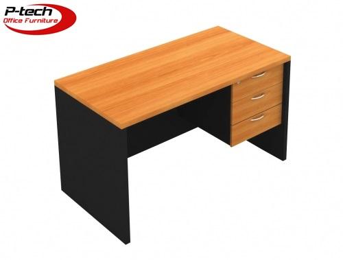 โต๊ะทำงาน3ลิ้นชักขวา (S-1203S  -  S-1803)