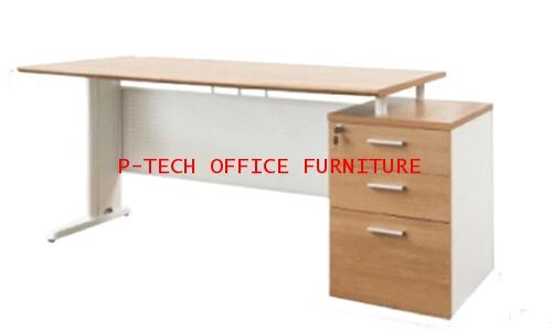โต๊ะทำงานผู้บริหาร รุ่น WSM-1703-80