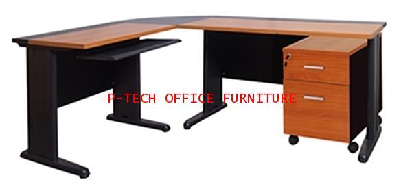 โต๊ะทำงานผู้บริหาร รุ่น JACK SET 2